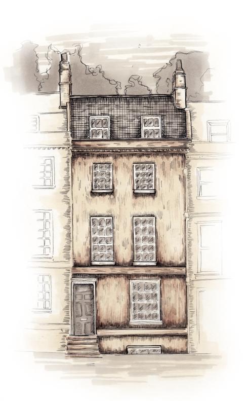 Building - Charlottte Wosiek