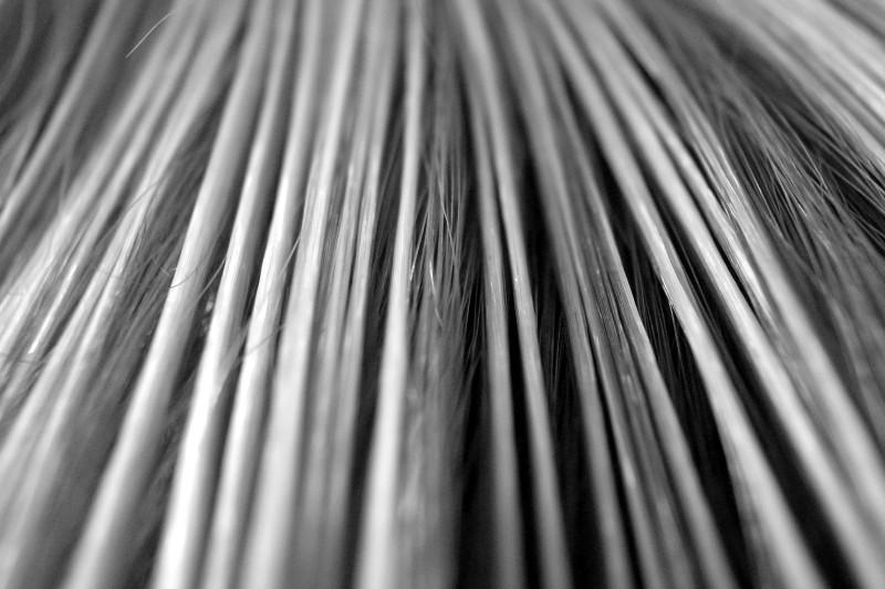 combed-hair-closeup