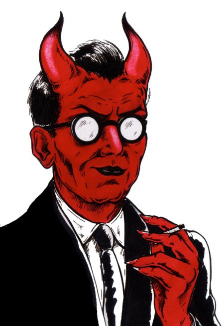 haloween-demon