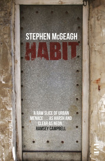 HABIT by Stephan McGeah...https://storgy.com/2016/11/06/book-review-habit-by-stephan-mcgeagh/