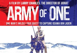 ARMY OF ONE...https://storgy.com/2016/11/24/movie-review-army-of-one/