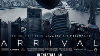 ARRIVAL...https://storgy.com/2016/11/17/movie-review-arrival/