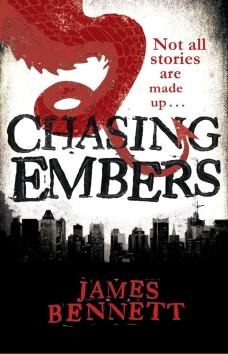 CHASING EMBERS by James Bennett...https://storgy.com/2016/12/06/book-review-chasing-embers-by-james-bennett/