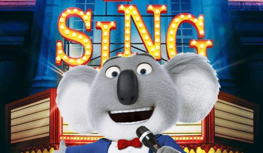 Image result for sing film