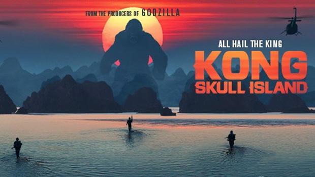 kong skull island banner