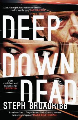 Deep Down Dead Cover