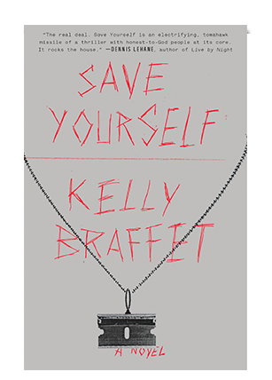 save-yourself- Kelly Braffet Book